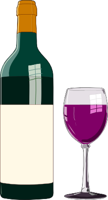 Wine clipart #6, Download drawings