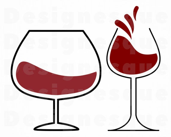 wine glass svg #261, Download drawings