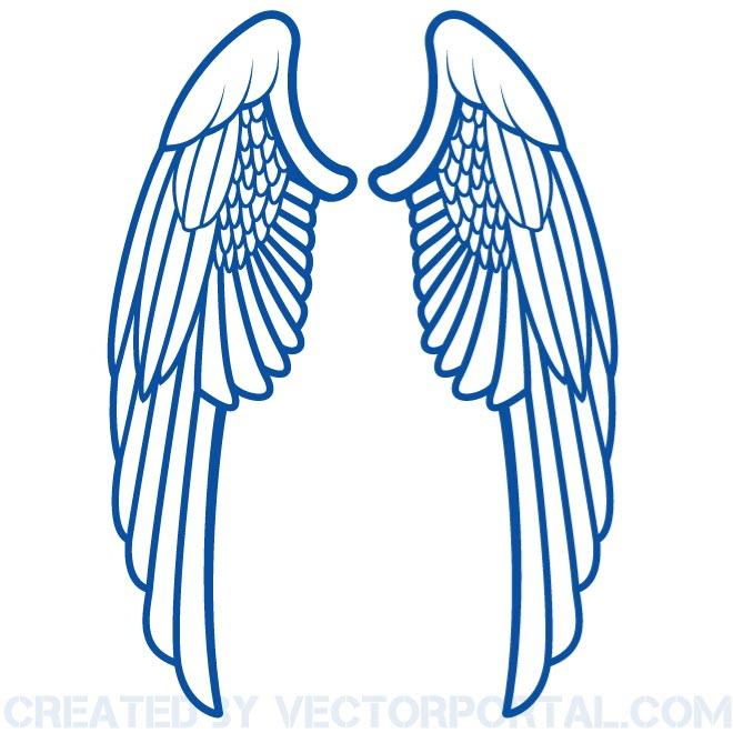 Wings clipart #12, Download drawings