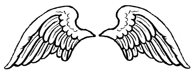 Wings clipart #15, Download drawings