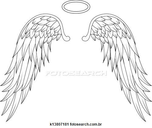Wings clipart #10, Download drawings