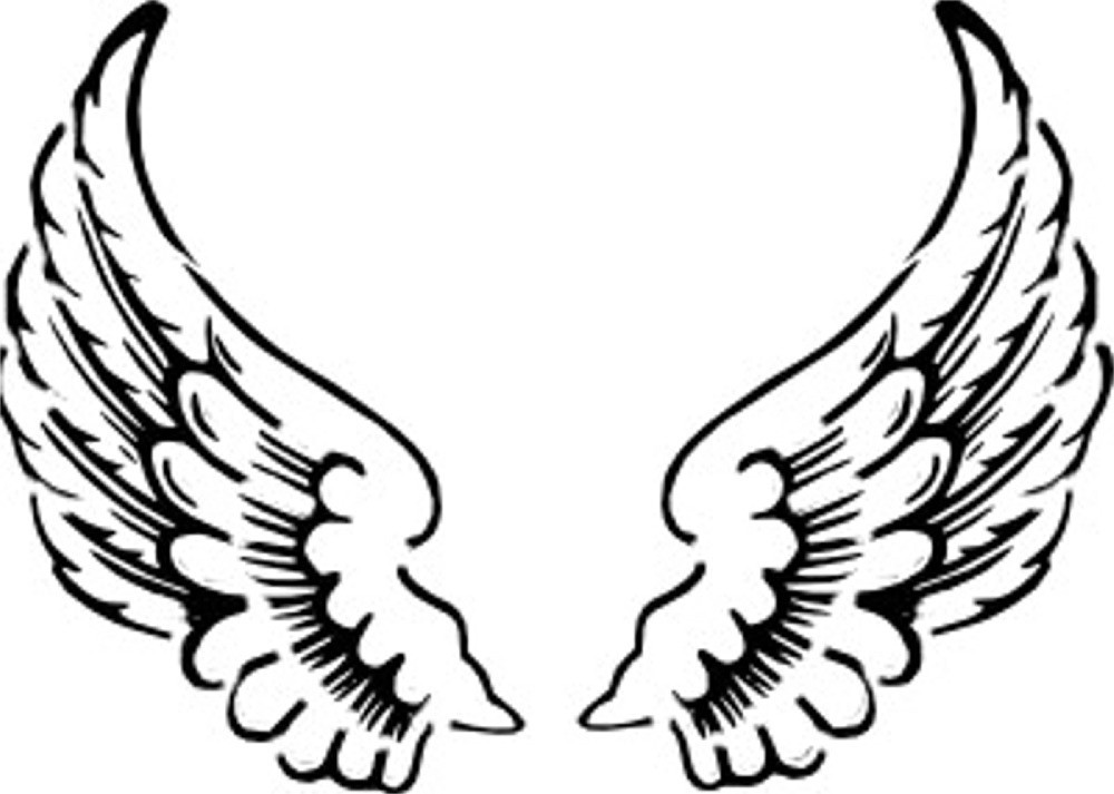 Wings clipart #11, Download drawings