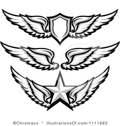 Wings clipart #8, Download drawings
