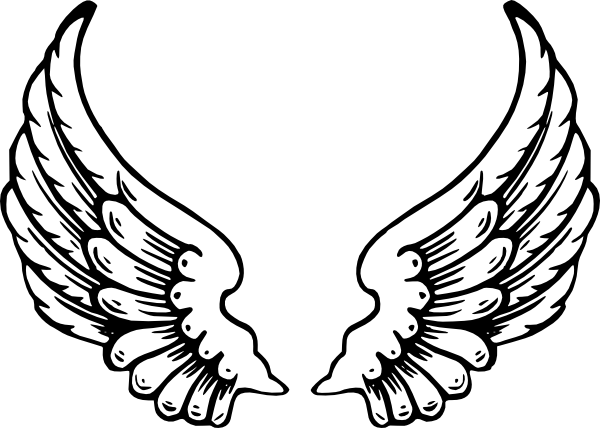 Wings clipart #19, Download drawings