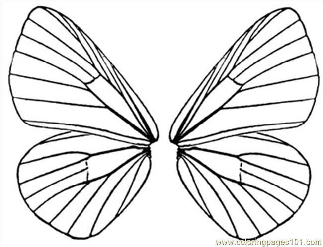 Wings coloring #18, Download drawings