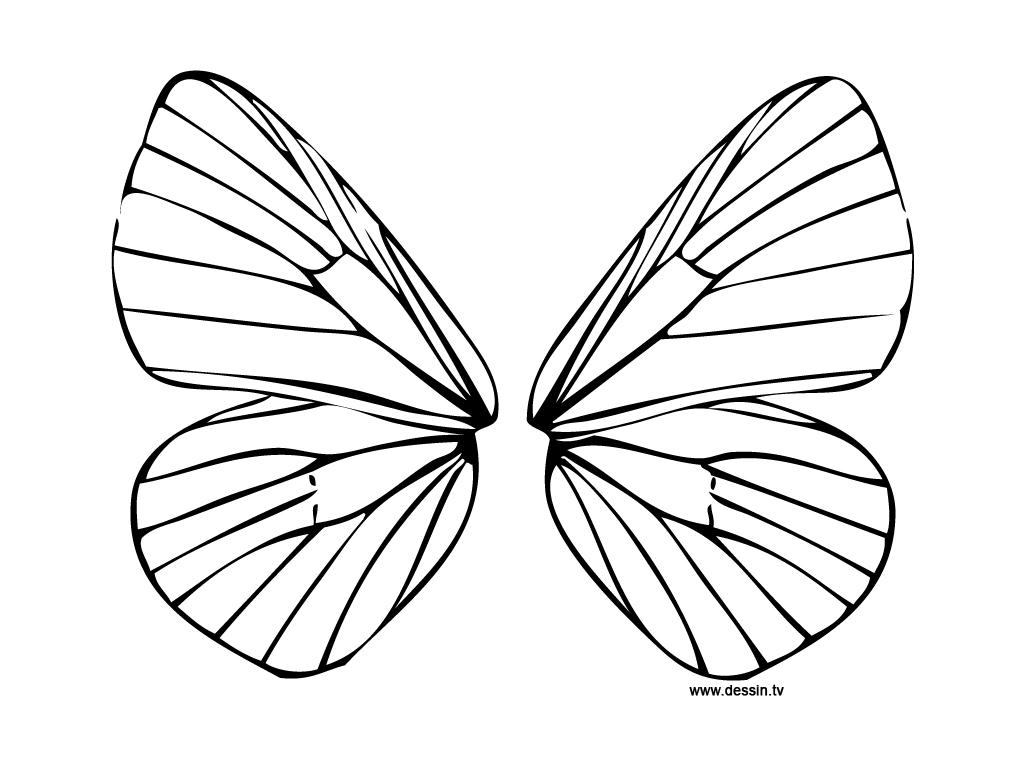 Wings coloring #10, Download drawings