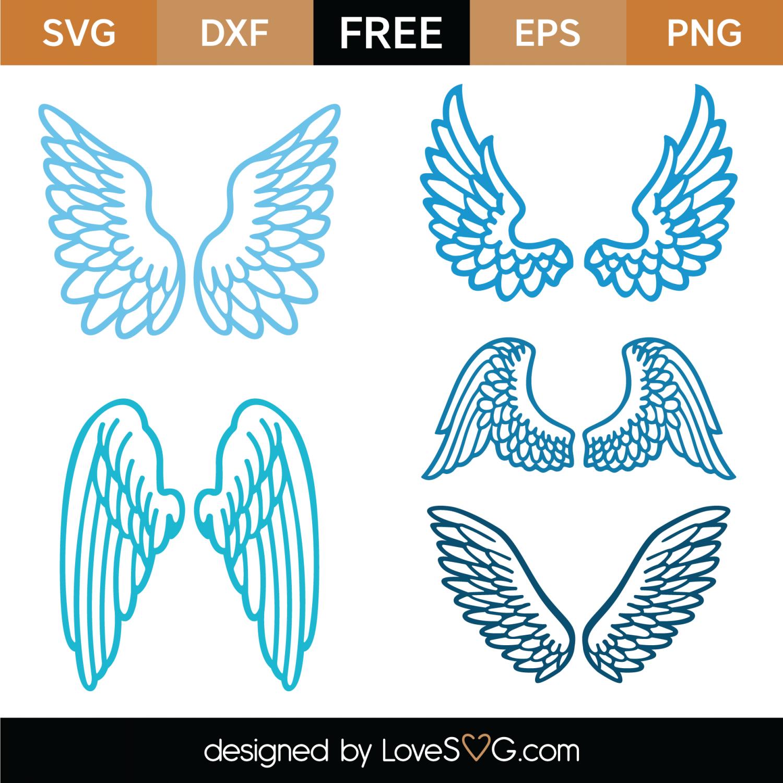wings svg free #1199, Download drawings