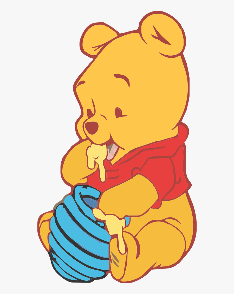 winnie the pooh svg #455, Download drawings