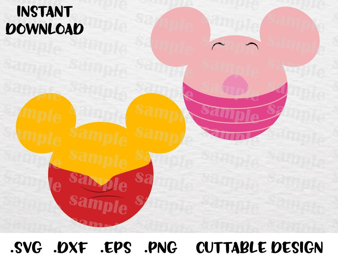 winnie the pooh svg #454, Download drawings