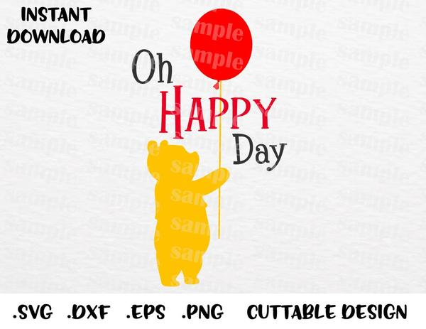 winnie the pooh svg #466, Download drawings