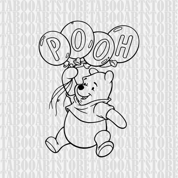 winnie the pooh svg #469, Download drawings