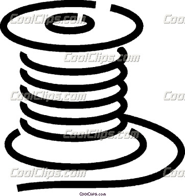 Wire clipart #14, Download drawings
