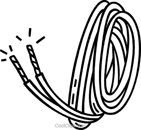 Wire clipart #15, Download drawings