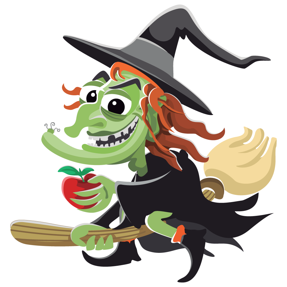 Witch clipart #5, Download drawings