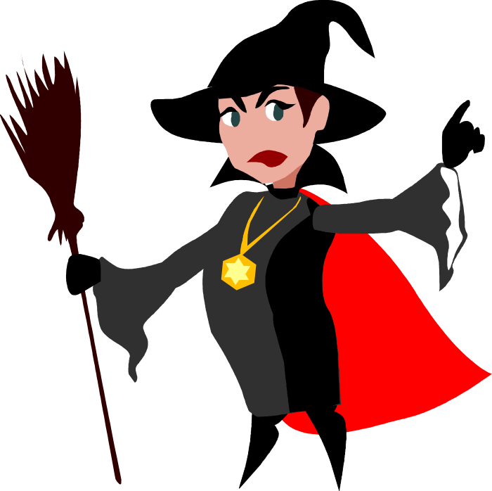 Witch clipart #20, Download drawings
