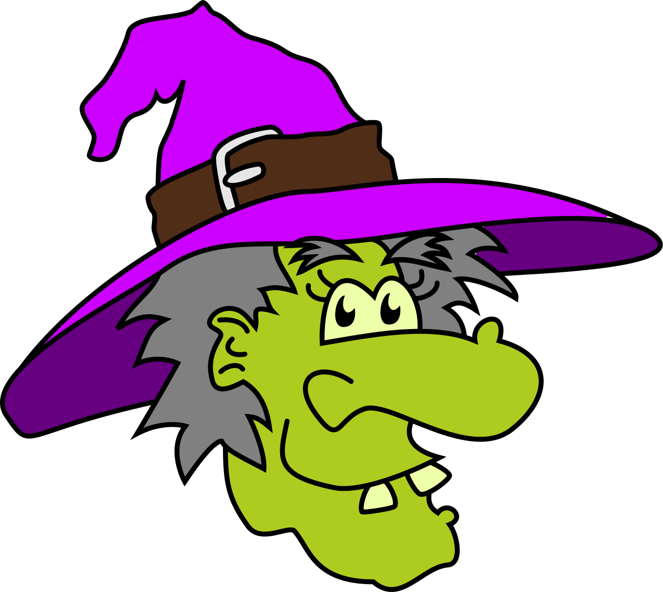 Witch clipart #4, Download drawings