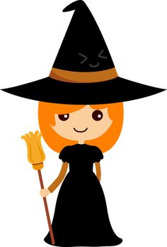 Witch clipart #14, Download drawings