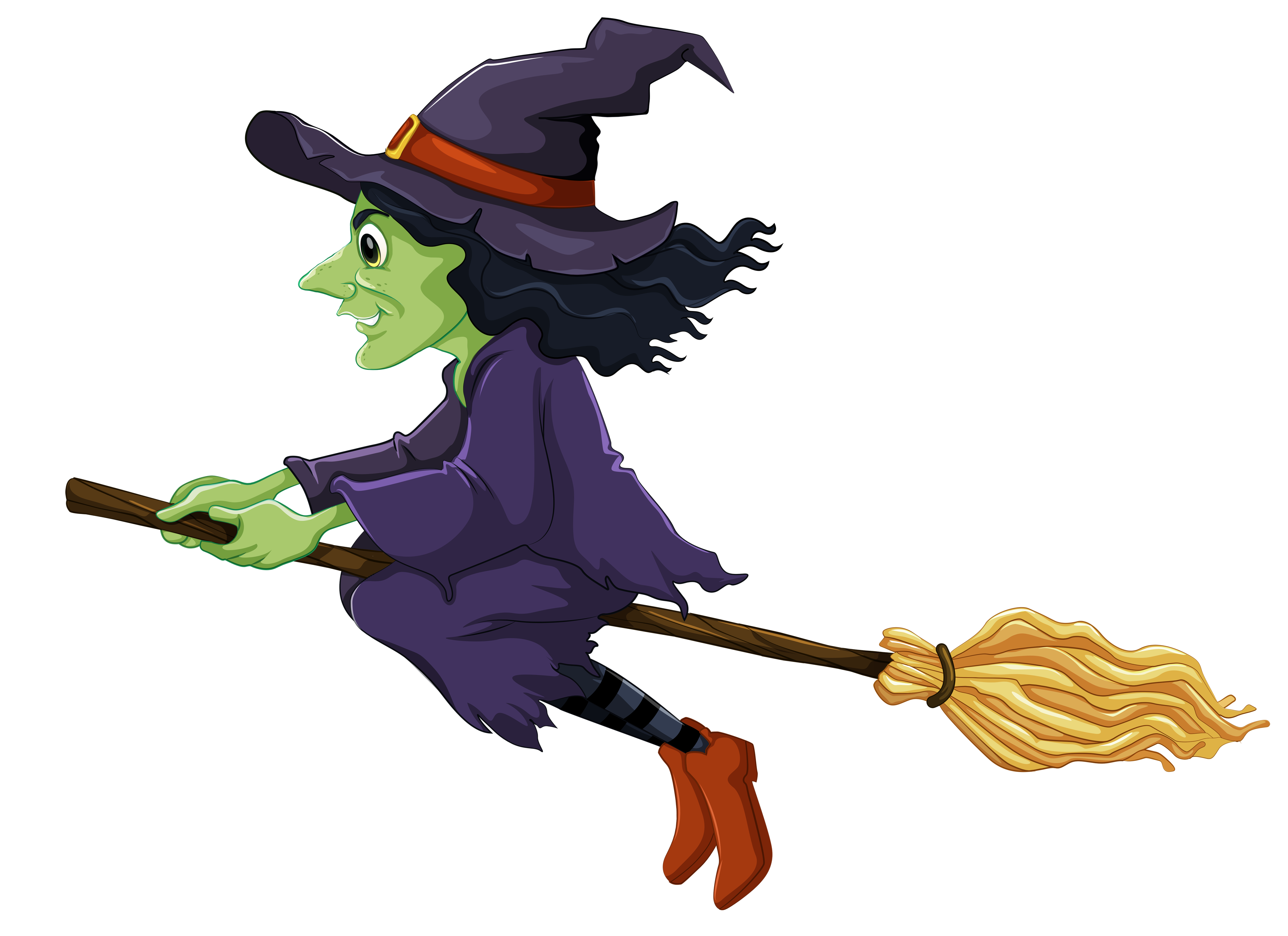 Witch clipart #2, Download drawings