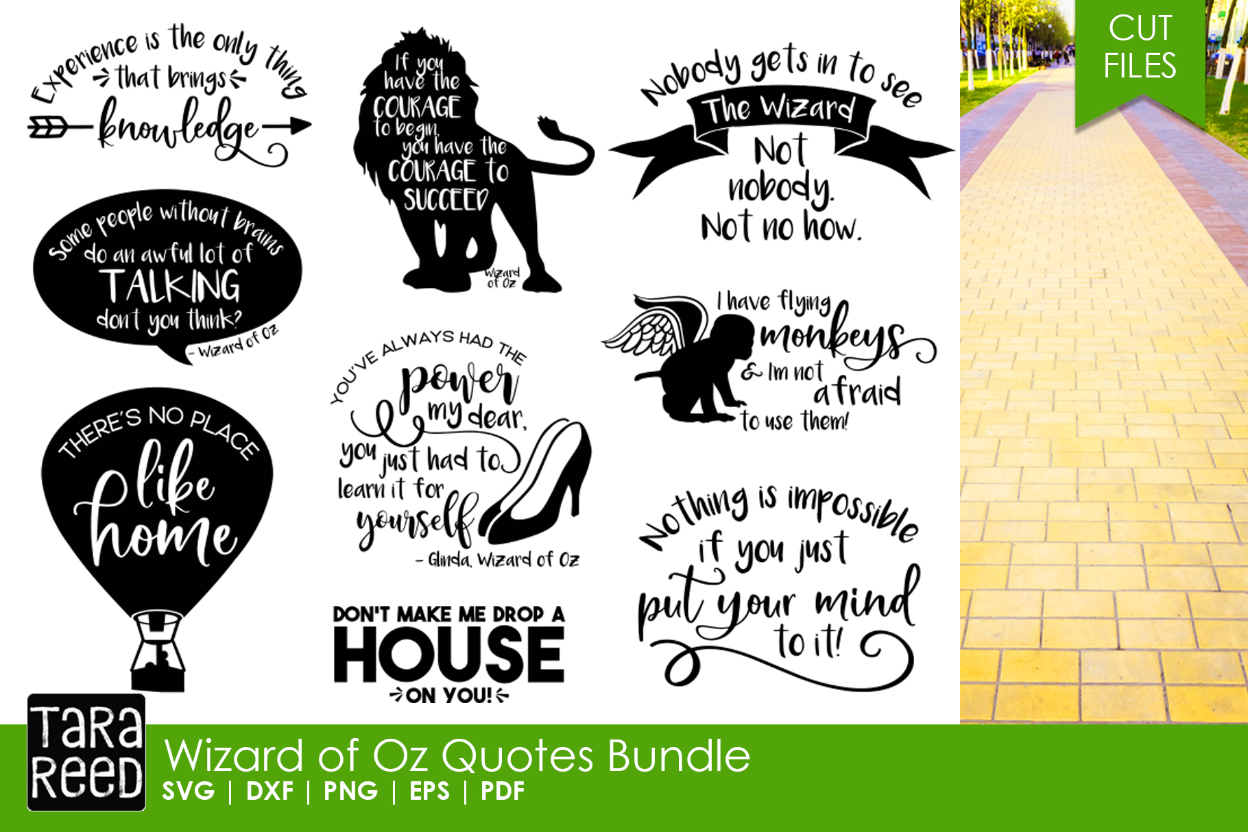 wizard of oz svg #1166, Download drawings