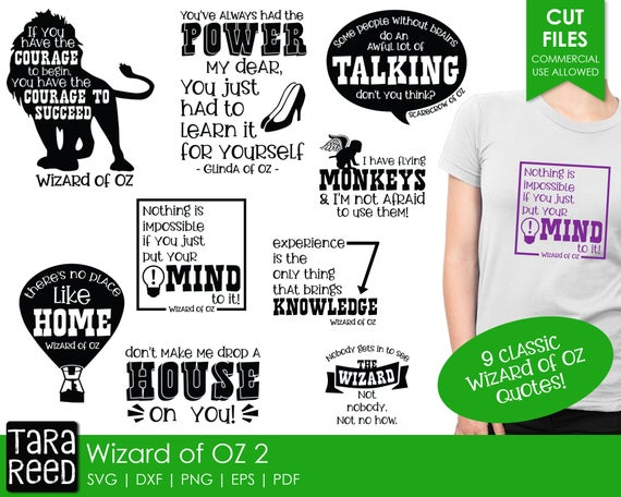 wizard of oz svg #1169, Download drawings