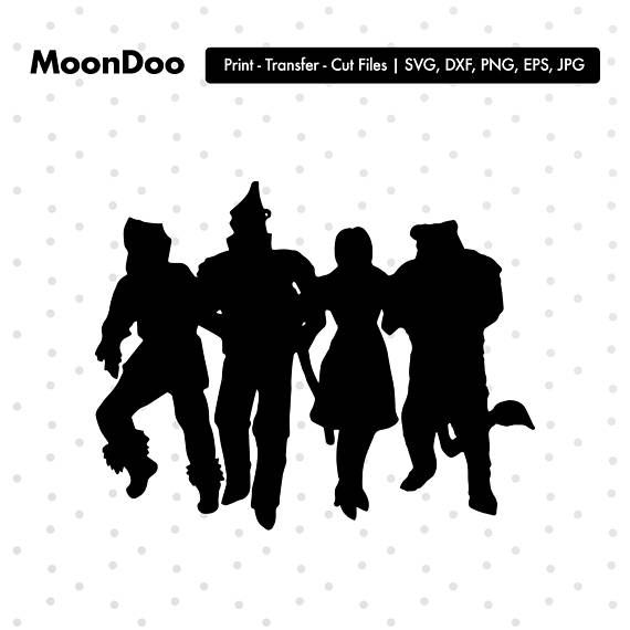 wizard of oz svg #1162, Download drawings