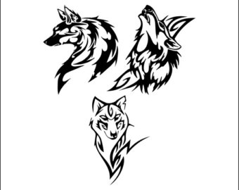 Wolf svg #10, Download drawings