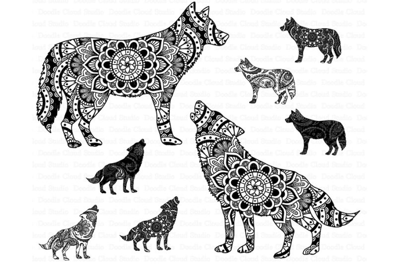 wolf svg free #426, Download drawings