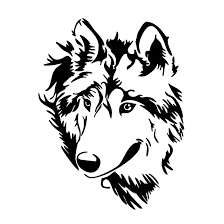 wolf svg free #450, Download drawings