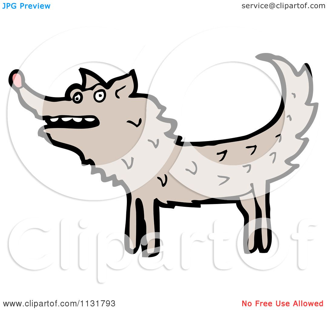 Wolfdog clipart #11, Download drawings