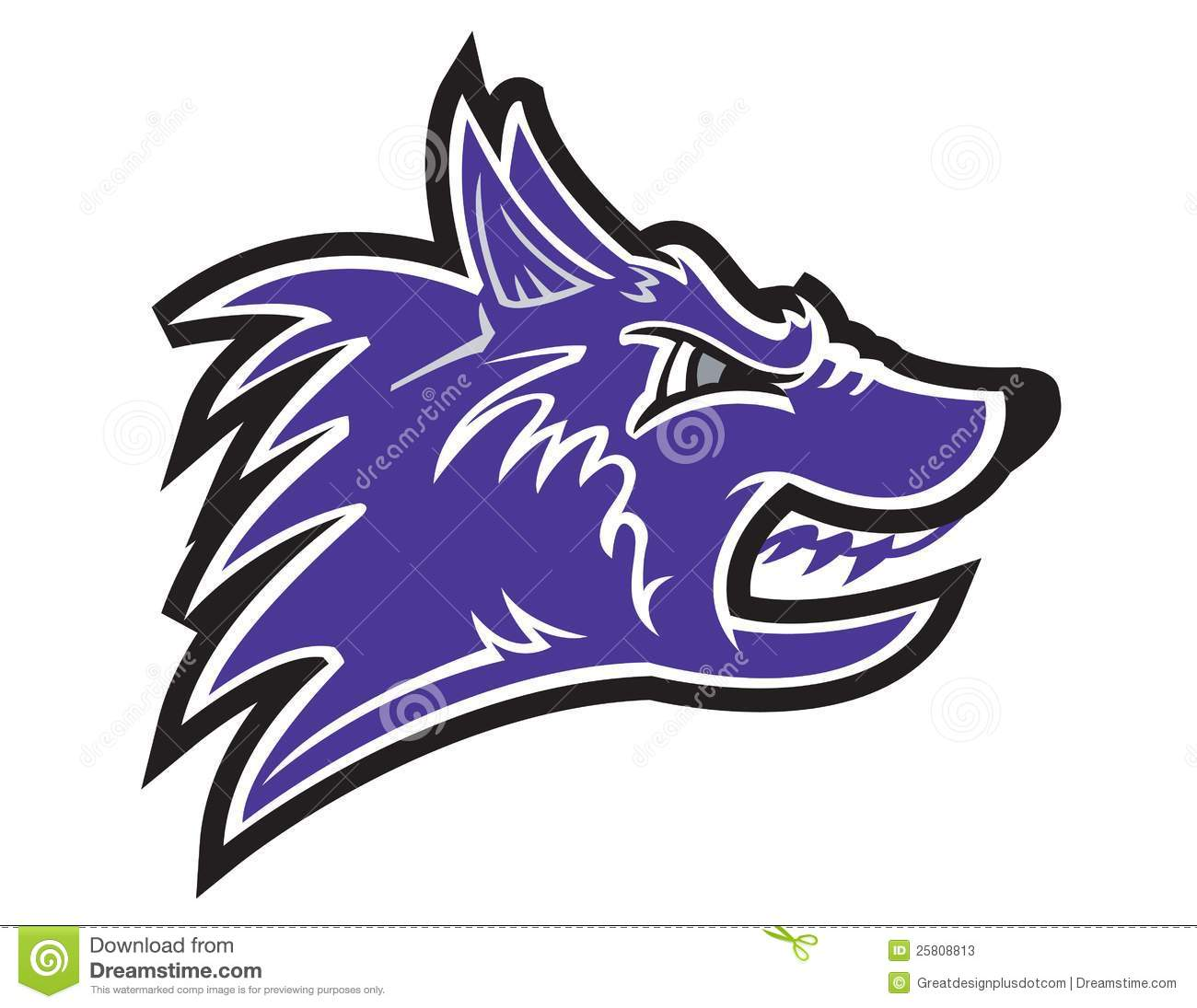 Wolfdog clipart #3, Download drawings
