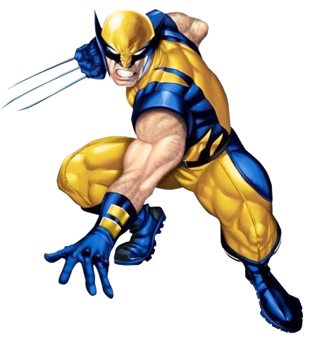 Wolverine clipart #16, Download drawings