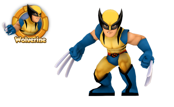 Wolverine clipart #1, Download drawings