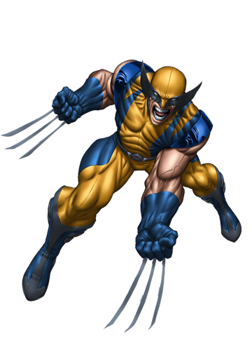 Wolverine clipart #3, Download drawings