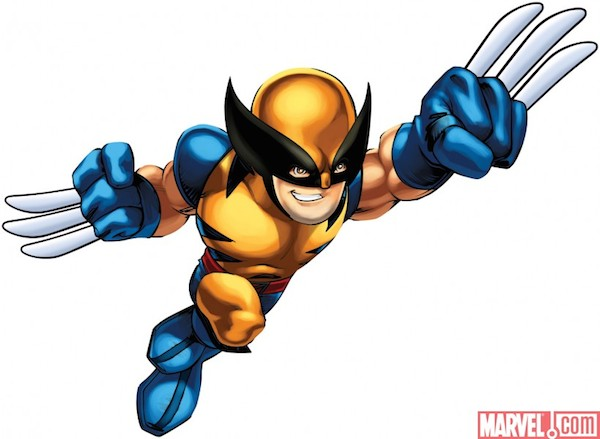 Wolverine clipart #11, Download drawings