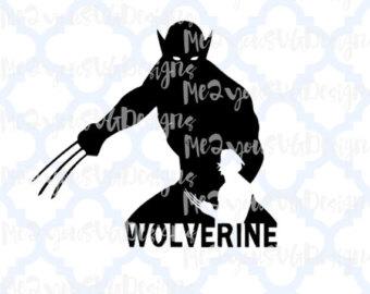 Wolverine svg #11, Download drawings