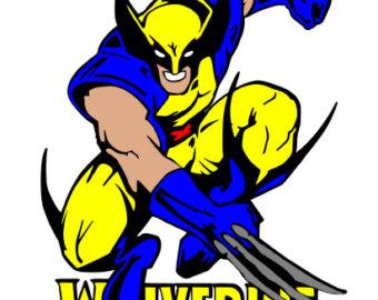 Wolverine svg #19, Download drawings