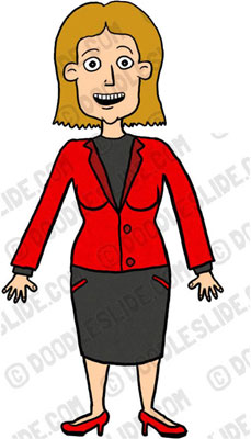 Woman clipart #3, Download drawings