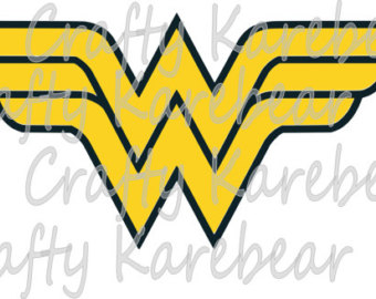 Wonder Woman svg #19