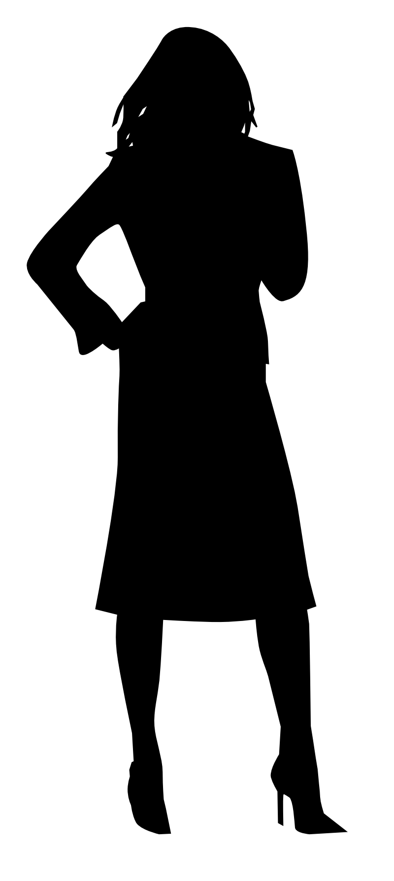 Woman svg #12, Download drawings