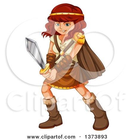 Women Warrior clipart #3, Download drawings