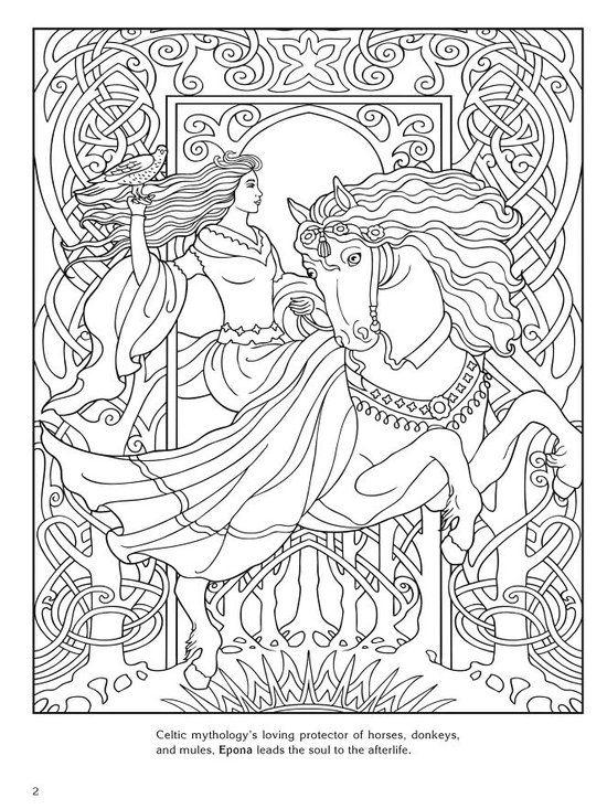 Woman Warrior coloring #8, Download drawings