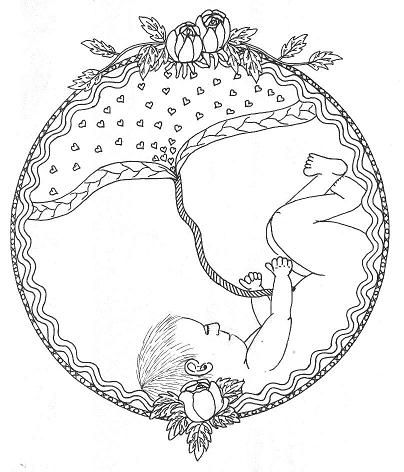 Womb coloring #15, Download drawings
