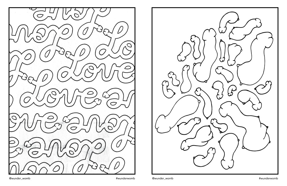 Womb coloring #6, Download drawings