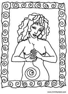 Womb coloring #8, Download drawings