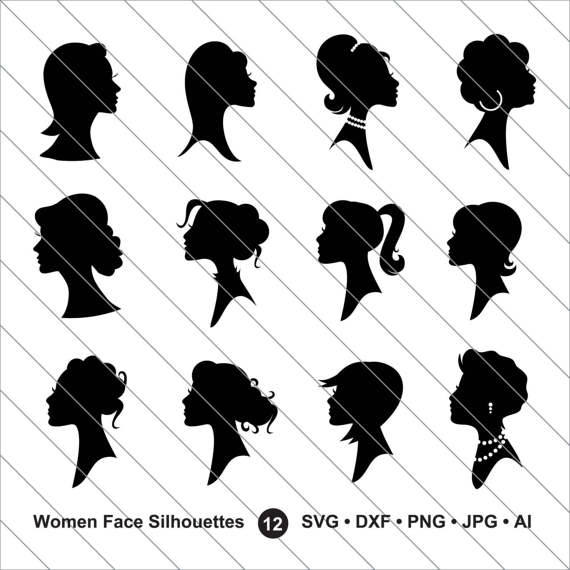 Women svg #12, Download drawings