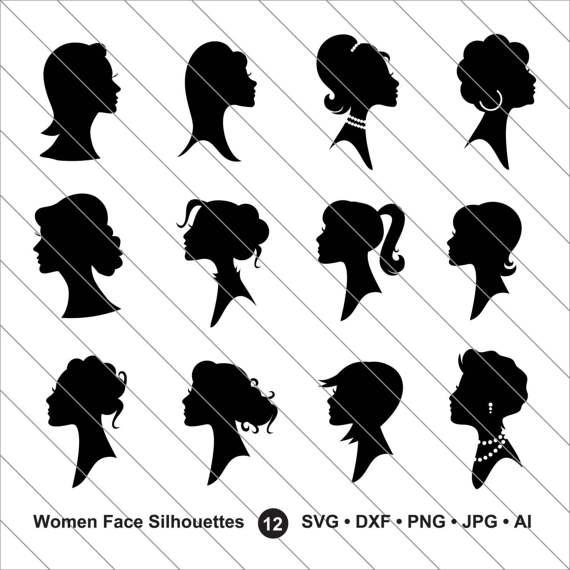 Women svg #12