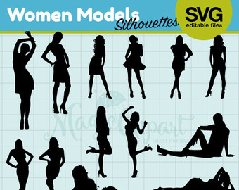 Women svg #3, Download drawings