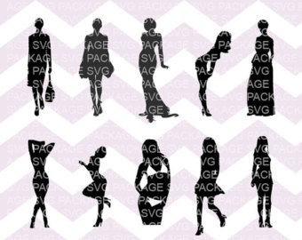 Women svg #2, Download drawings