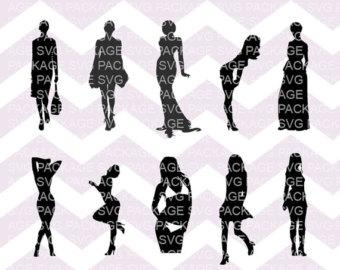 Women svg #2, Download drawings
