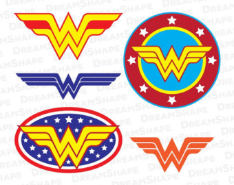 Wonder Woman clipart #14